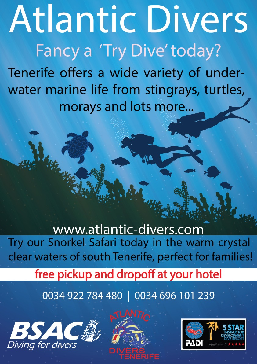 South Tenerife Dive Centre/School