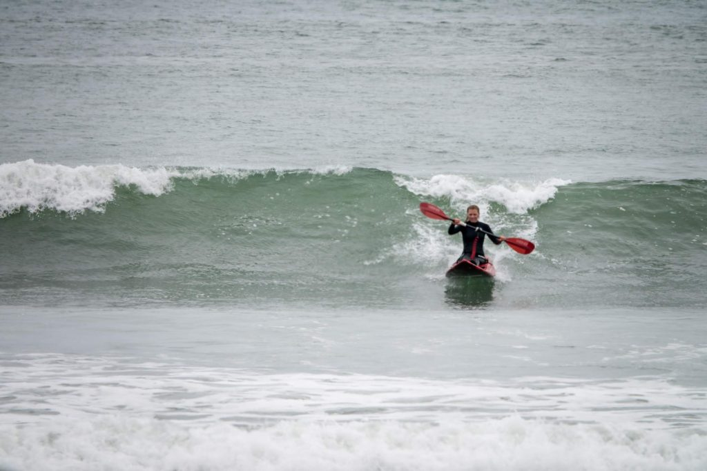 surfing for people with dissability