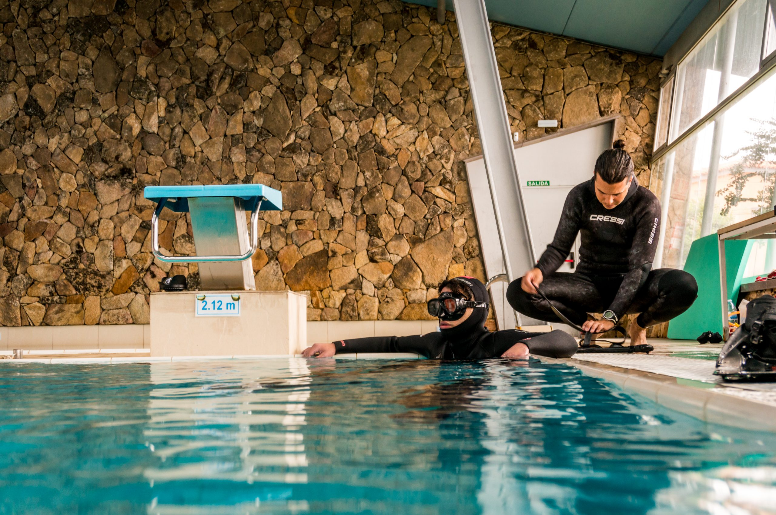freedive instructor course