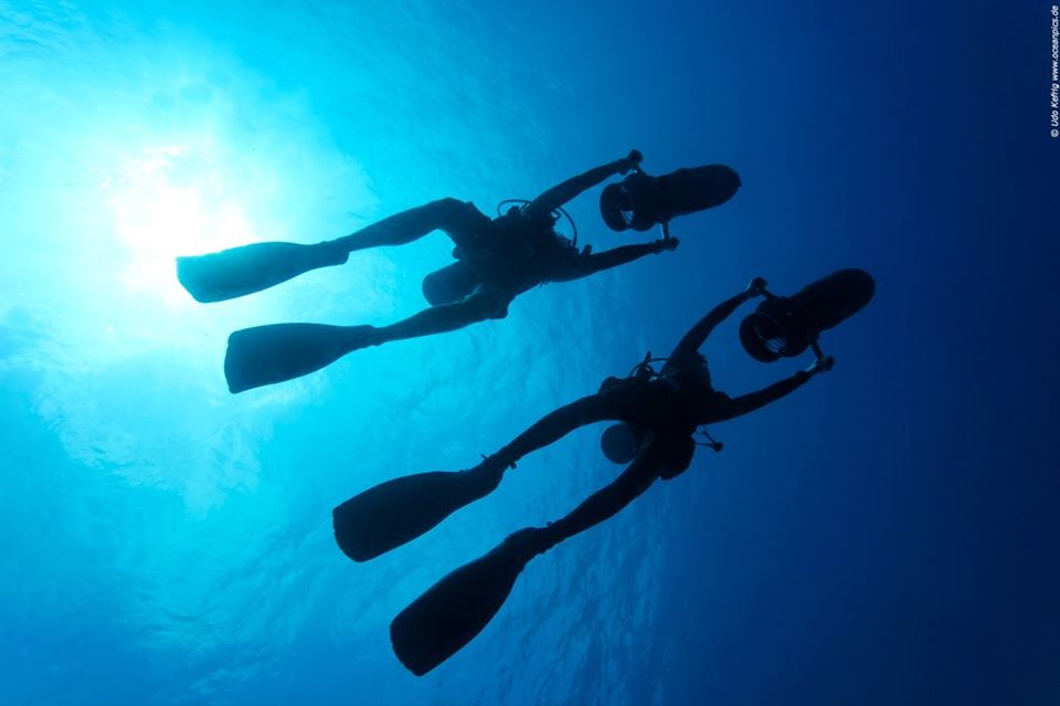 Dive instructor pair job in Cyprus