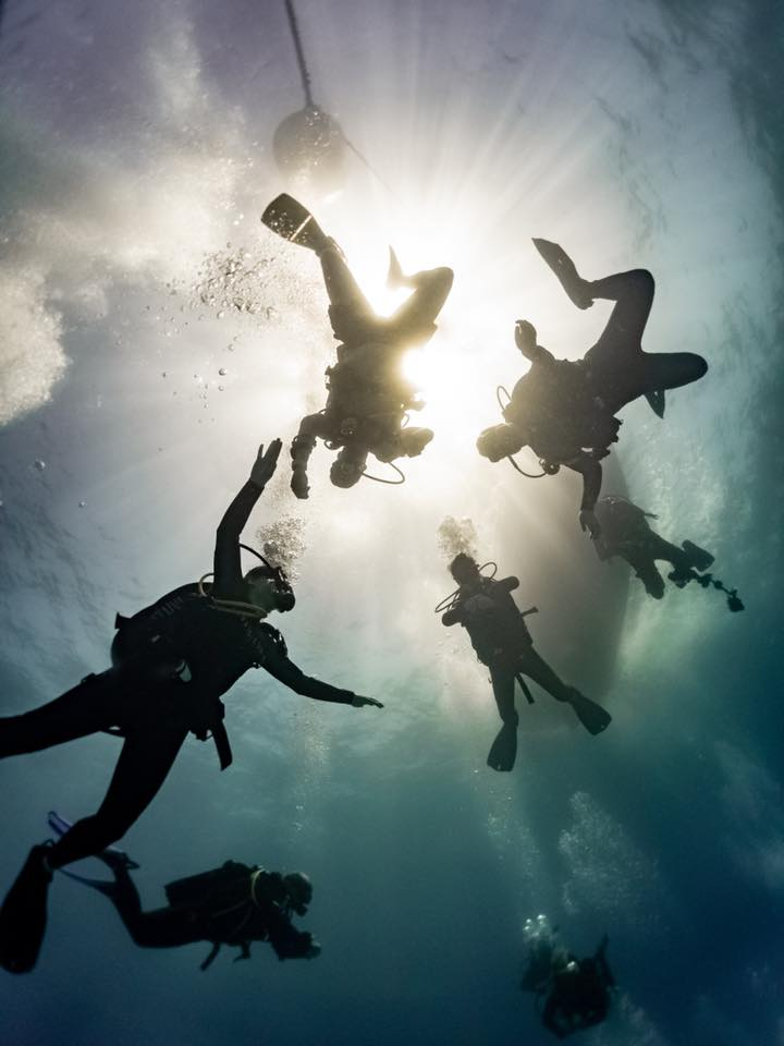 Dive instructors job in Malta