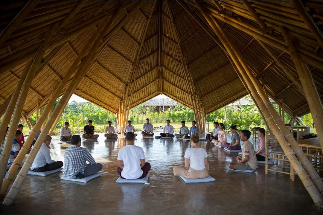 Yoga teacher job in Cambodia