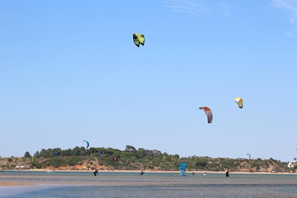 Kitesurf instructors job in Algarve