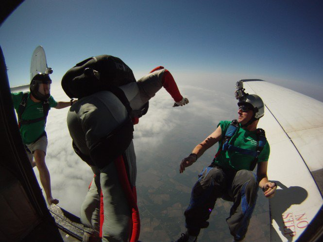 Skydive jobs in U.S