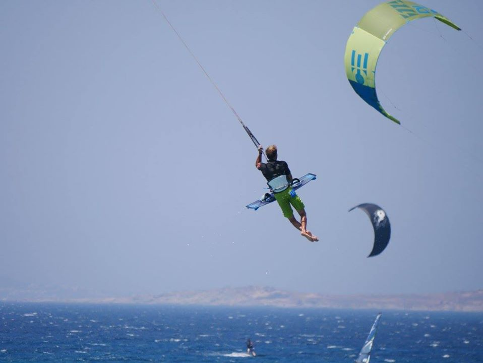 Kitesurf crew needed in Naxos, Greece