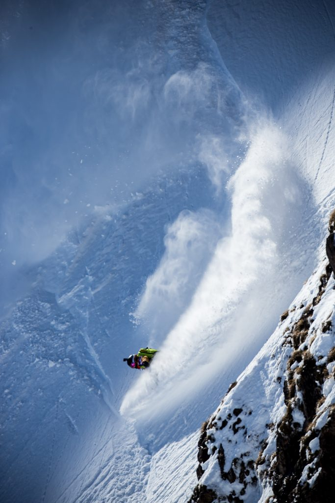 Freeride World Tour event